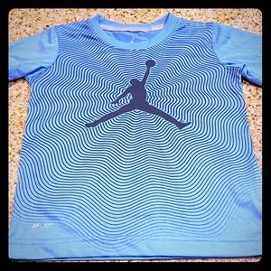 Dri- Fit Jordan Toddler Basketball Tee!